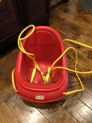 Little Tikes Outdoor Baby Swing for Sale in Alexandria, VA