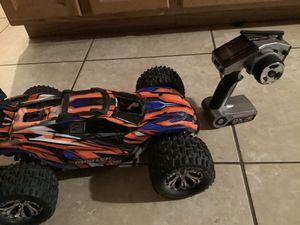 Traxxas rustler 4x4 vxl for Sale in Vacaville, CA