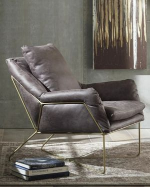 New Crosshaven Dark Gray Accent Chair for Sale in Houston, TX