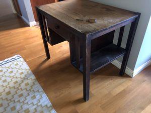 Antique mission oak desk for Sale in San Diego, CA
