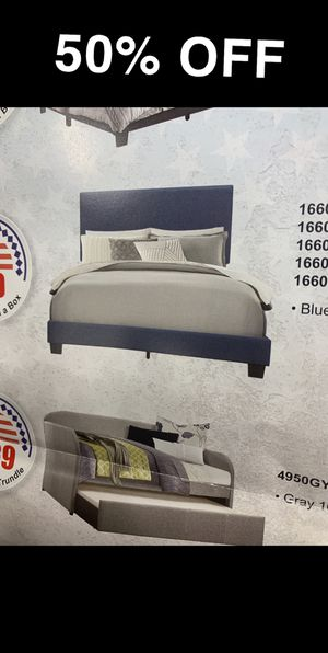 Brand new bed frames for Sale in Concord, CA
