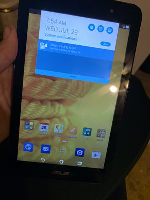 Asus yellow 7 in tablet for Sale in Gilmer, TX
