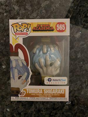 Funko POP! Tomura Shigaraki - My Hero Academia - MHA - Galactic Toys & Collectibles Exclusive- #565 for Sale in Honolulu, HI