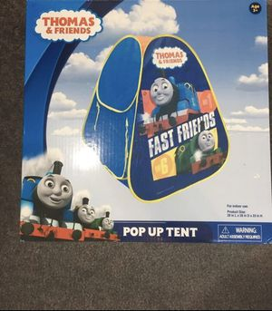 Thomas & Friends Pop Up Tent for Sale in French Creek, WV