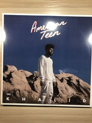 Khalid Album On Vinyl for Sale in The Woodlands, TX
