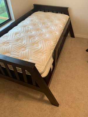 Bunk bed with pillow tops mattresses and drawers for Sale in Ocoee, FL