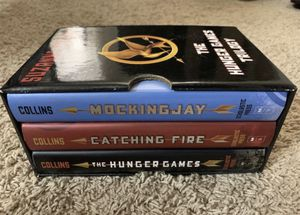Hunger Games Trilogy Hard Copy for Sale in Seattle, WA