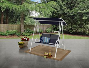 Canopy Porch Swing 2 Person Deck Patio Backyard for Sale in Seattle, WA