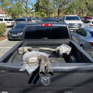2013 Audi A7 OEM Exhaust for Sale in Tampa, FL