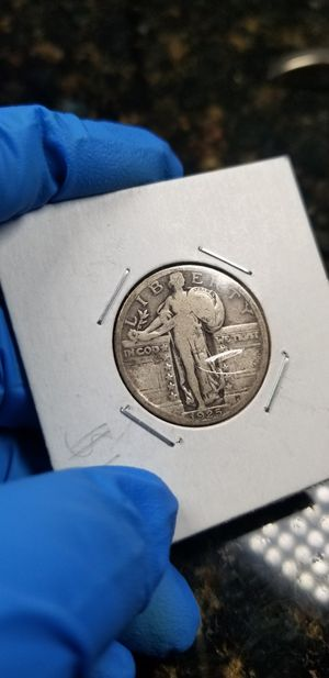 1925 Standing Liberty silver Quarters for Sale in Chicago, IL
