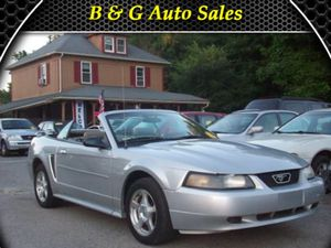 2003 Ford Mustang deluxe Convertible Automatic leather seats Low Mileage for Sale in Chelmsford, MA