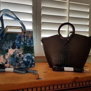 Two elegant purses, $25 for both or $14.95 each. for Sale in Phoenix, AZ