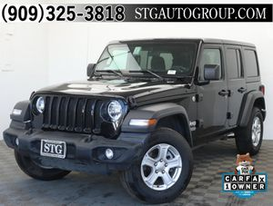 2019 Jeep Wrangler for Sale in Montclair, CA