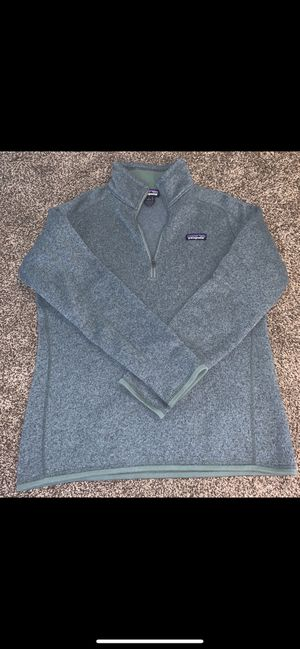 Patagonia Better Sweater 1/4 Zip- Size Large for Sale in Columbus, OH