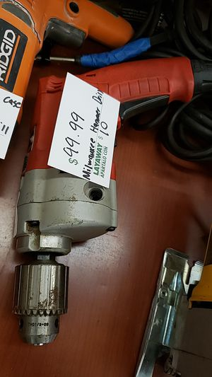 Milwaukee Hammer Drill for Sale in Chicago, IL