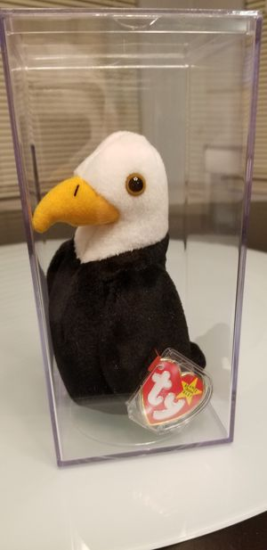 1996 Baldy Eagle Beanie Baby for Sale in El Paso, TX