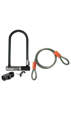 Kryptonite Series 2 Lock with Flex Cable for Sale in Alexandria, VA