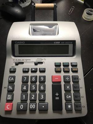 Casio Calculator for Sale in Long Beach, CA