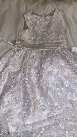 American princess White Dress size 10 for Sale in Norcross, GA