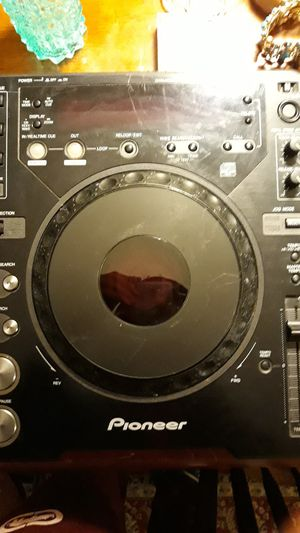 Pioneer compact disc player cdj-1000 for Sale in Denton, TX