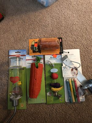 Assortment of small animal toys for Sale in Farmington Hills, MI