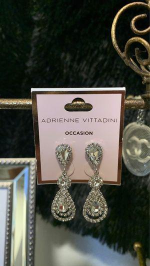 Adrienne Vittadini CZ Diamond 💎 Earrings~* for Sale in Hidden Hills, CA