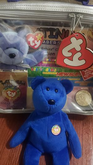 Ty beanie baby club edition for Sale in Lacey, WA