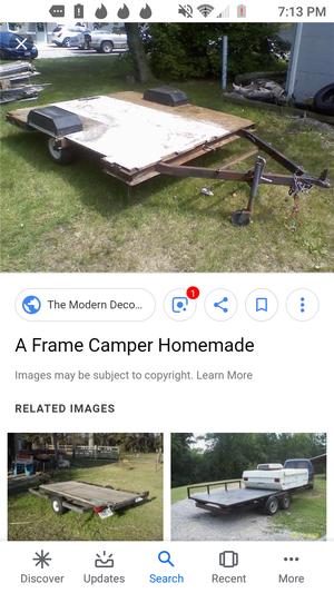 Trailer/camper for Sale in Jackson, TN