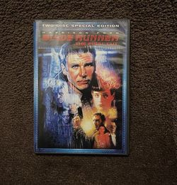 Harrison Ford - Blade Runner (The Final Cut) 2 Disc Special Edition DVD for Sale in Chapel Hill,  NC