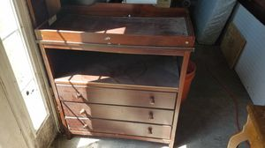 Changing table for Sale in Suffolk, VA