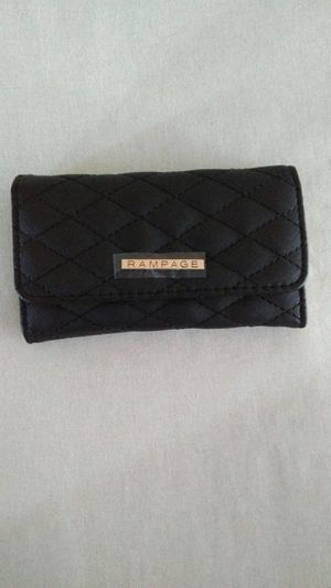 New small black Rampage wallet for Sale in Bonita, CA