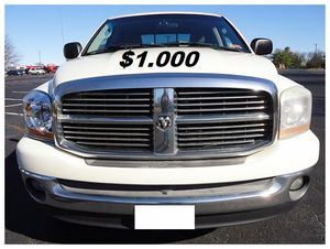 🌟$1,OOO Selling my 2006 Dodge Ram 1500 SLT.🌟 for Sale in Washington, DC