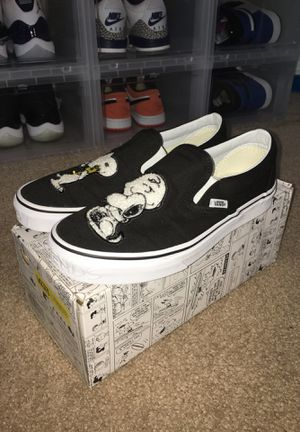 "Vans x Peanuts ""Best Friends"" size 7.5 for Sale in Fairfield, CA"