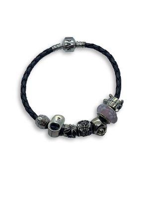 Pandora bracelet with 925 charms for Sale in Alexandria, VA