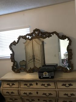 French Provincial Bedroom Set for Sale in Anaheim,  CA