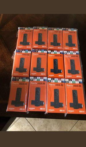 Unlocked 2020 Amazon Firesticks!!!! for Sale in Kennesaw, GA