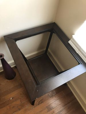 Brown wood 2 piece tables for Sale in Columbus, OH