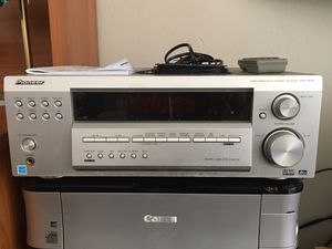 Pioneer VSX-D514-S Audio/Video Multi-Channel Receiver for Sale in Dallas, TX