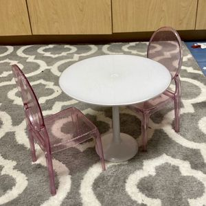 Doll Table And Chairs for Sale in Fort Lauderdale, FL