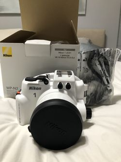 Nikon WP-N2 Waterproof Housing for DSLR Camera for Sale in Phoenix,  AZ
