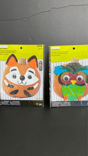 Halloween Kids Crafts (see pics and various prices) for Sale in Chandler, AZ