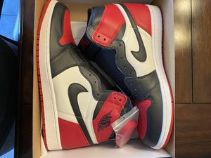 Jordan 1 Retro High Bred Toe for Sale in Lewis Center, OH