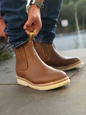 Work boots / Botas de trabajo --- ❗QUICK SELLING❗--- Handmade León Gto Mex for Sale in Downey, CA