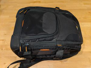 Case Logic SLRC-206 SLR Camera and 15.4-Inch Laptop Backpack (Black) for Sale in San Diego, CA