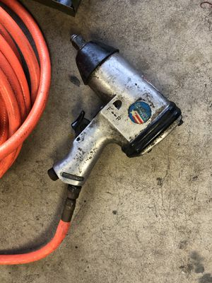 PNEUMATIC IMPACT WRENCH for Sale in El Cajon, CA