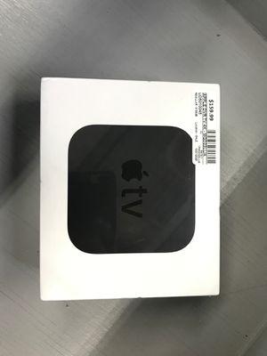 Apple TV 4K model MQ22LL/A for Sale in Garland, TX