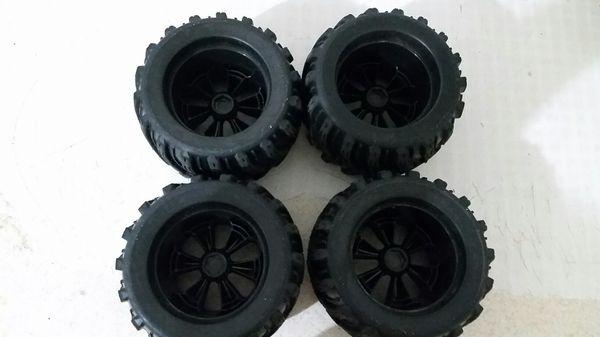 duratrax 3.8 17mm hex