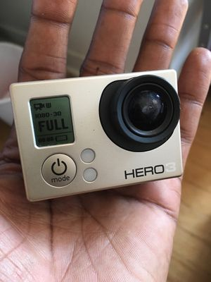 Go pro hero 3 for Sale in Glenmont, NY