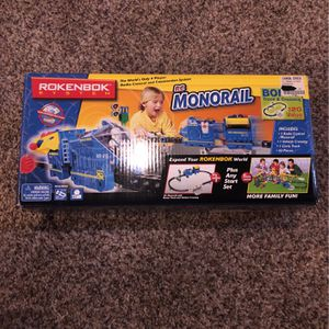 Rokenbok RC Monorail for Sale in Gibsonia, PA