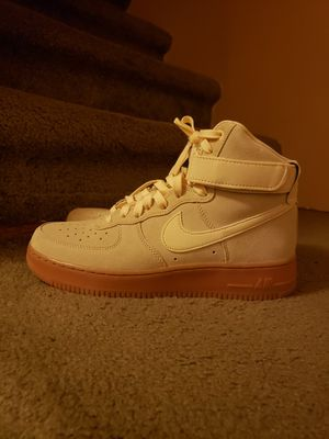 Nike Air Force Mid Cream for Sale in Portland, OR